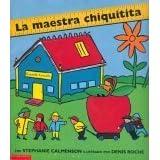 La Maestra Chiquitita