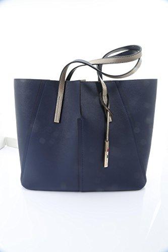 Versace 19.69 Abbigliamento Sportivo SRL CAPUCINE borsa a spalla in Midnight Blue