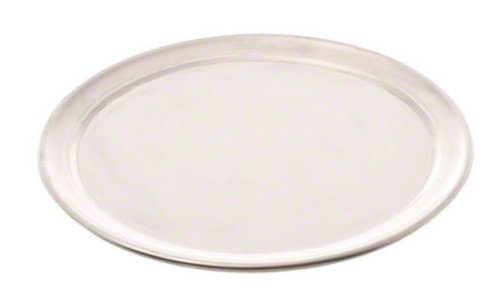 American Metalcraft TP11 TP Series 18-Guage Aluminum Standard Weight Wide Rim Pizza Pan, 11-Inch