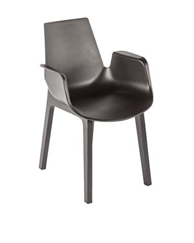 Control Brand The Hordaland Armchair, Black