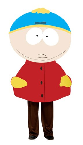 Rubie's Costume Co - South Park Cartman Adult Costume