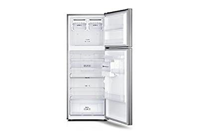Samsung RT42HDAGESL Frost-free Double-door Refrigerator (415 Ltrs, 4 Star Rating, Easy Clean Steel)