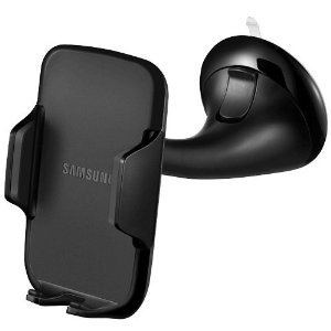 Samsung Galaxy Universal Suction Car Mount Kit ECS-K200BEGSTA for Samsung Galaxy S4, S3 Mini (I8190), S3 (S9300) and Note 2 (N7100) with also included In Car Chargers CAD300UBEC (Mini 5s Samsung compare prices)