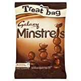 Minstrels Galaxy Treat Chocolate Sweets - 16 x 105gm