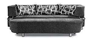 Zuo Modern Snappy Sectional Bed Grey - 900006
