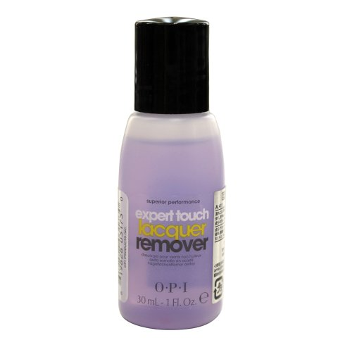 Opi Expert Touch Lacquer Remover - 20Ml - 1 Fl. Oz Al411 front-623284
