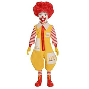 McDonald's McDonaldland Figure - Ronald McDonald