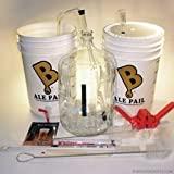 Brewer's Best DELUXE Beer Home Brewing Equipment Kit
