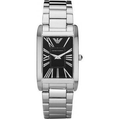 Emporio Armani Slim Stainless Steel Ladies Watch