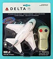 Delta Airlines Radio Control Airplane by Toytech