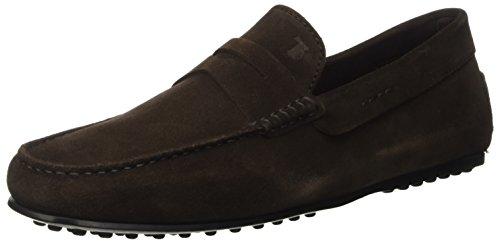 tods-zapatos-de-cordones-brogue-para-hombre-color-testa-moro-talla-43