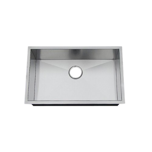 Frigidaire FPUR2919-D10 27-Inch by 17-Inch by 10-Inch Undermount 16-Gauge Stainless Steel Sink (27 Kitchen Sink compare prices)