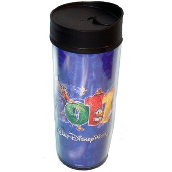 Walt Disney World 2011 Travel Mug