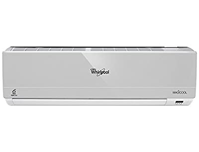 Whirlpool Magicool DLX Split AC (1 Ton, 3 Star Rating, Silver)
