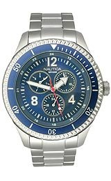 Nautica NST 03 Multifunction Blue Dial Men's Watch #N17001G