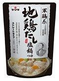 ヤマキ 軍鶏系 地鶏だし塩鍋つゆ 700g 1ケース(12個入)