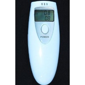 Cheap Breathalyzer – Compact Digital Alcohol Tester Breath Analyzer (40001002@@8)