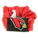NFL Officially Licensed Hair Twist (Arizona Cardinals) at Amazon.com