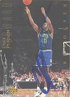 Chuck Person Minnesota Timberwolves 1994 Upper Deck Autographed Hand Signed Trading... by Hall+of+Fame+Memorabilia