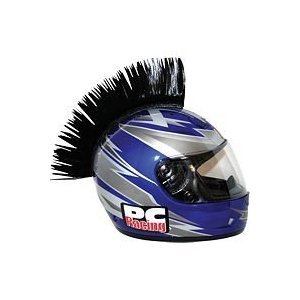 Buy Low Price Pc Racing Helmet Mohawk Blk Pchmblack (PCHMBLACK)