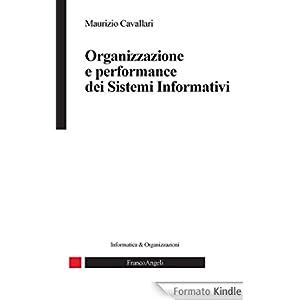 Organizzazione e performance dei sistemi informativi