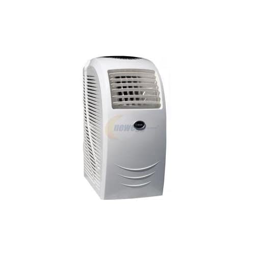 TPAC-09F Portable Air Conditioner Silver - Room Air Conditioners