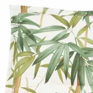 H.G. 6477319 Auflage Samoa für Sessel niedrig, 75% Baumwolle / 25% Polyester, L 109 x B 48 x H 4 cm