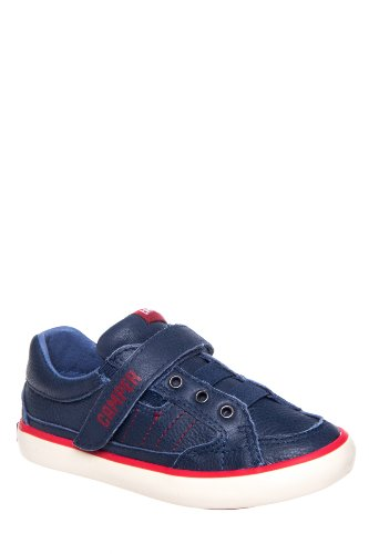 Camper Kid's Pelotas Persil 80343-010 Hook & Loop Low Top Sneaker