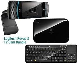 Logitech 970-000001 Revue With Google TV Bundle