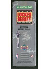 1991-92 Upper Deck Locker Series SEALED BOX 2