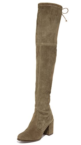 Stuart Weitzman Womens Tieland Over the Knee Boots