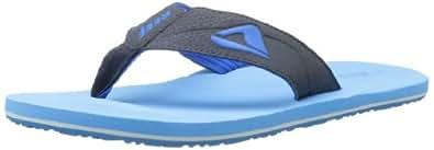 Reef Men's HT Sandal, Aqua/Turquoise, 14 M US