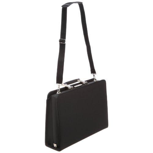 [アイエスプラス] is・+ IS+ アルミ手ハンドル42cmダレスバッグ 日本製 230-3104 1 (ブラック)