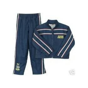 Jimmie Johnson NASCAR 48 Wind Sweat Suit Boys 4 NEW