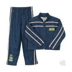 Jimmie Johnson NASCAR 48 Wind Sweat Suit Boys 4 NEW by Chase Authentics