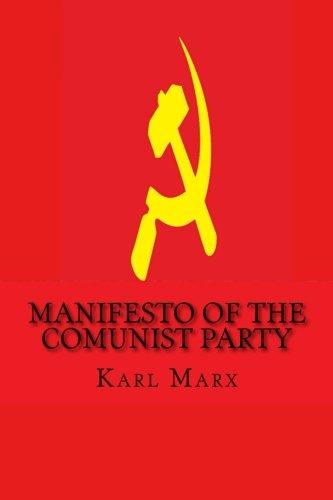 Manifesto of the Comunist Party