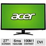 Acer G276HL Dbd 27-Inch Screen LED-Lit Monitor