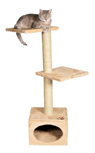 TRIXIE Pet Products Badalona Cat Tree, Beige TRIXIE Pet Products B000ND8XEO