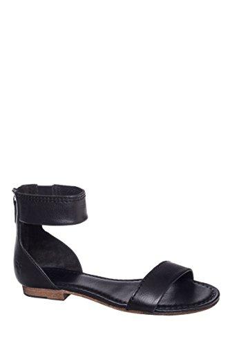 Frye Carson Ankle Cuff Flat Sandal