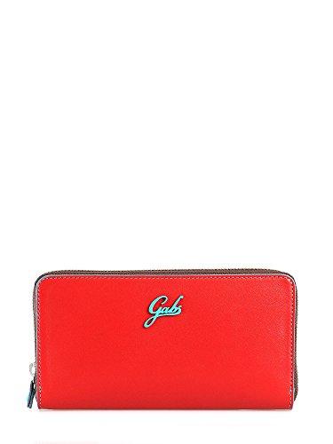 Gabs franco gabbrielli GMONEY37-I16 RU Portafoglio Accessori Rosso Pz.