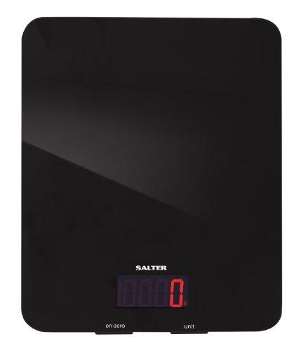Salter 2049794 Balance de Cuisine Inox 26 x 30 x 5 cm