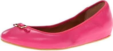 Diane von Furstenberg Women's Bion Ballet Flat,Rose Garden,5.5 M US