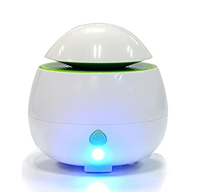 Aromatherapy Essential Oil Diffuser 50ML Portable Cool Mist Ultrasonic Air Aroma Humidifier