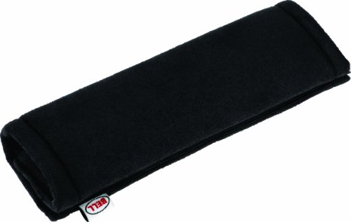 Bell Automotive 22-1-33240-8 Black Memory Foam Seat Belt Pad (Seat Belt Comforter compare prices)