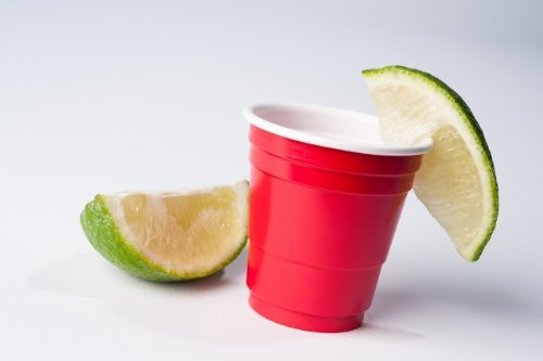 2oz MINI RED PARTY CUPS (3 packs of 20 cups) ~ perfect size for liquor shots, Jello shots, serving condiments and kids love them too! (Mini Solo Cups compare prices)