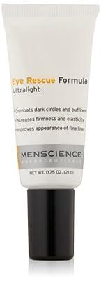 MenScience Androceuticals Eye Rescue Formula, 0.75 oz.
