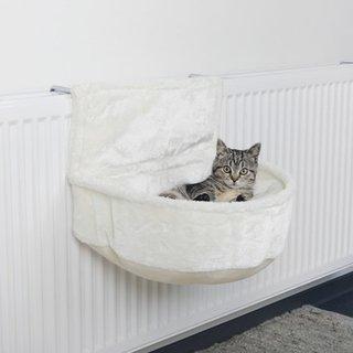 Hamac chat radiateur fonte