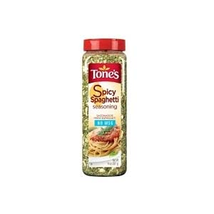 Tone's Spicy Spaghetti Seasoning - 14oz