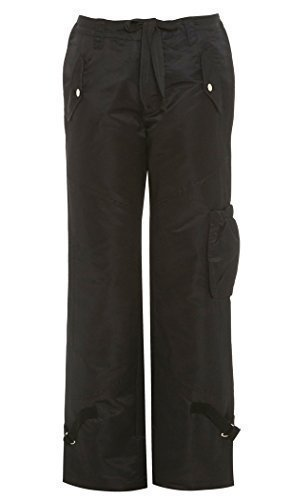 SS7 - Pantaloni - Donna nero 44
