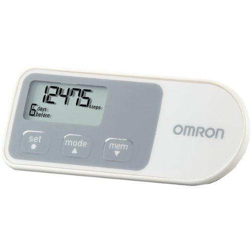 Image of OMRON HJ-320 TRI-AXIS PEDOMETER (B00A9X21TG)